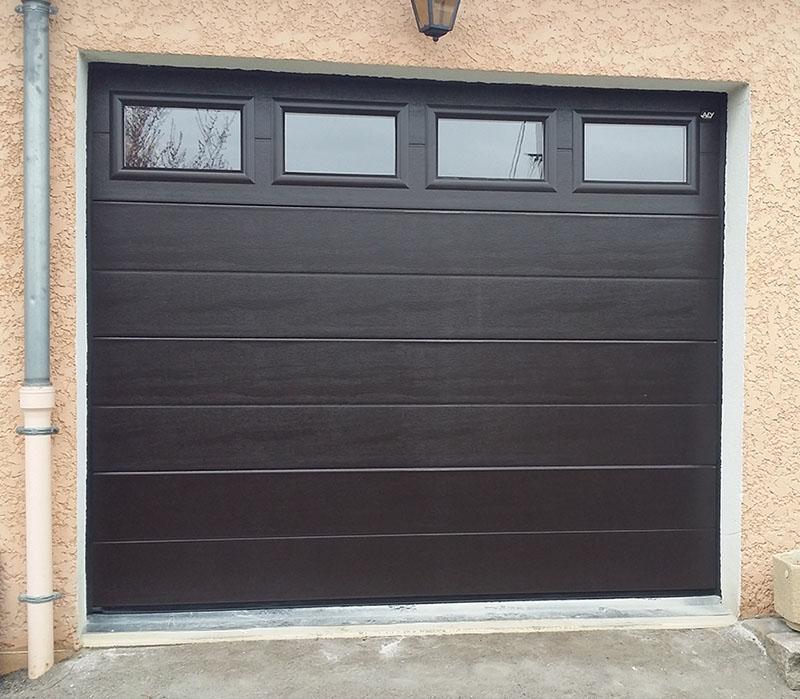 Volets roulants portes de garage - Porte garage roulant ...