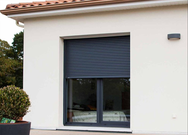 Volets roulants portes de garage for Bubendorff porte garage
